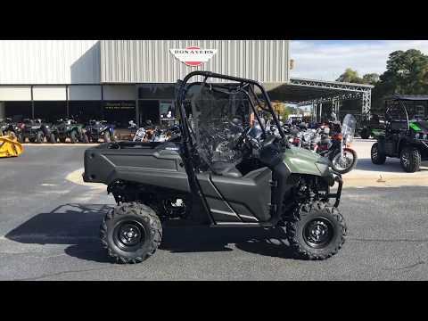2019 Honda Pioneer 700 in Greenville, North Carolina - Video 1