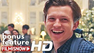SPIDER-MAN FAR FROM HOME Deleted Scenes + Bloopers (2019) Tom Holland