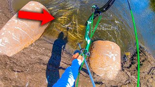 We Found The MOTHERLOAD Of Fish!! - (Bowfishing)