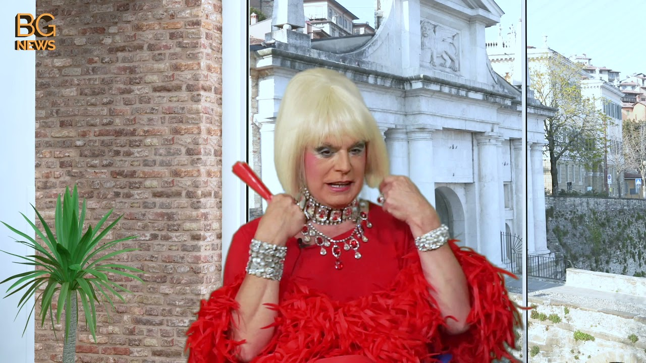 Miss Divina festeggia i suoi trent'anni di carriera