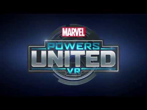 MARVEL Powers United VR Announce Trailer thumbnail