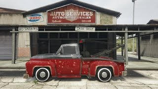 GTA 5: Tow Truck Locations [Small & Large] [PS4]
