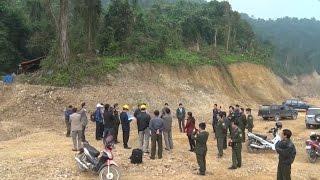 Bộ đội biên phòng Quảng Bình truy bắt tàu nước ngoài xâm phạm vùng biển Việt Nam