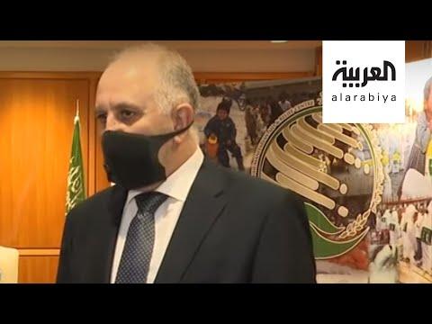 العرب اليوم - شاهد: وزير الداخلية اللبناني يؤكد أن السعودية هي الدولة الأساس بالمنطقة