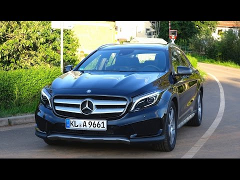 2015 mercedes gla 220 cdi acceleration test autoevolution. Black Bedroom Furniture Sets. Home Design Ideas