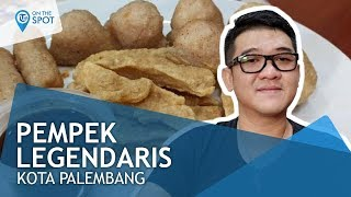 Wiki On The Spot - Pempek Beringin, Pempek Legendaris di Kota Palembang yang Go Internasional