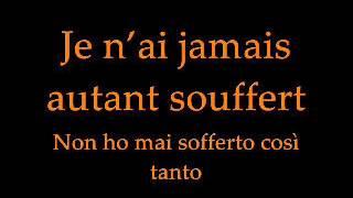 Maître Gims   Est Ce Que Tu M'aimes   Lyrics (Traduzione Italiano)