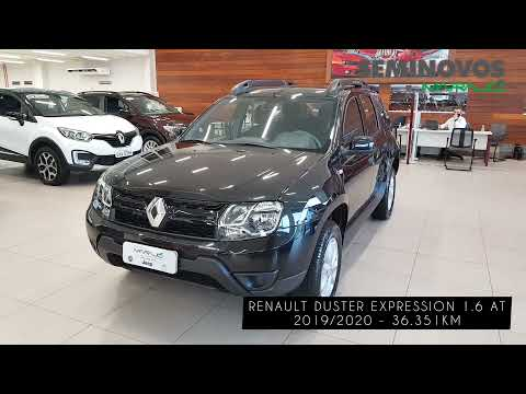 video carousel item Renault Duster Expression Cvt