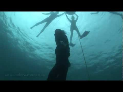 Freediving in Bali, Bali,Indonesien