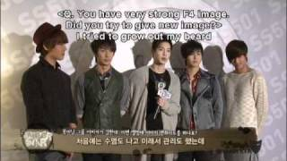 SS501 Making of Persona in Taipei (1/6) [Eng Sub]