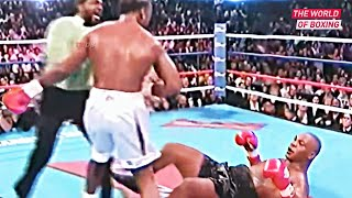 The Worst Career Endings in Boxing History!