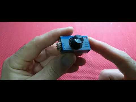 EK2-0907 Servo Tester Test