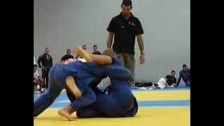 preview picture of video 'Roberto Cyborg Abreu BJJ demonstration in coupe de neuchatel 2012'