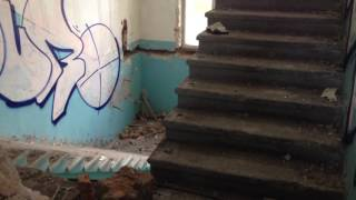 Заброшенный Екатеринбург: «Дом Ельцина»