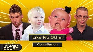 Like No Other: Rare Medical Conditions Make Or Break Paternity Doubts (Compilation)  Paternity Court