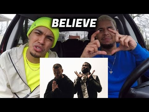 Meek Mill x Justin Timberlake - Believe   REACTION REVIEW