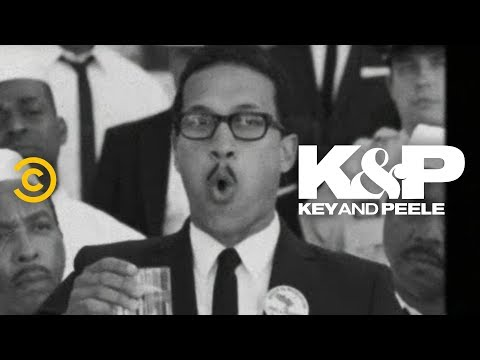 Speaking After MLK Jr. - Key & Peele
