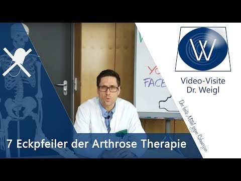 Video Verformen Arthrose des Knies