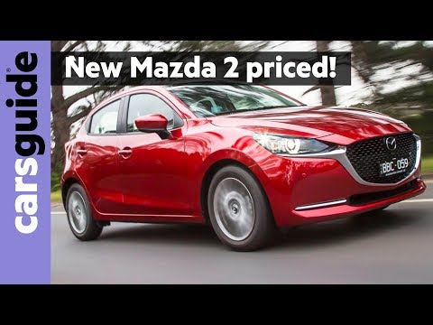 New Mazda 2 2020 pricing and specs confirmed