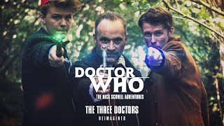 The Three Doctors: Reimagined (2018)