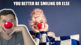 Katy Perry - Smile - Reaction