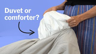 Comforter, Duvet, And Duvet Cover: Whats The Difference?