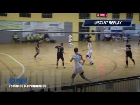 immagine di anteprima del video: 9^ giornata campionato 1^ SQUADRA:FENICE C5 - PETRARCA C5| 8 - 0 | (5-0 d.p.t.)
