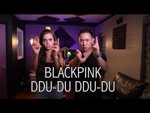 BLACKPINK - DDU-DU DDU-DU (English/Korean) | Jason Chen X Tiffany Alvord