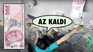 TIRMAN KAZAN - Duvardaki Paraları Topla Senin Olsun