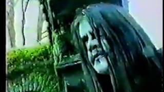 Black metal tribe in its natural habitat