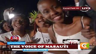 Masauti performing live on stage | 10 over 10