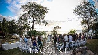 Costa Rica Wedding / Newport Beach Photographer / Destination Wedding Photographer