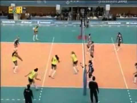 immagine di anteprima del video: azione spettacolare Brasiliane