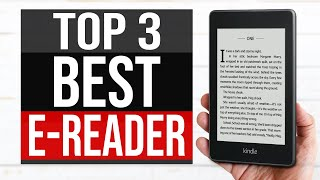 TOP 3: Best E Readers in 2021