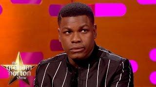 John Boyega Was Dumped Because of Star Wars | The Graham Norton Show