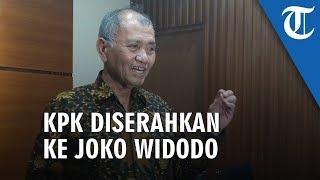 Pimpinan KPK Pasrahkan Perihal Pengelolaan KPK ke Presiden