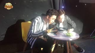 Trường Giang, Trấn Thành bị bỏ đói phải ăn hủ tiếu gõ khi ghi hình Thách thức danh hài 5