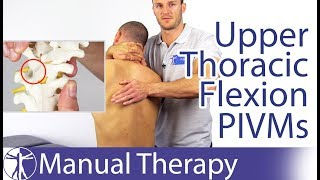 Intervertebral Motion Assessment of Upper Thoracic Spine Flexion | PIVMs