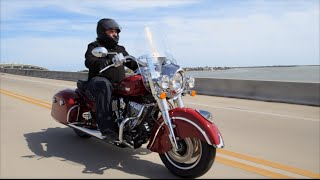 A Video Review of the Indian Springfield Motorcycle