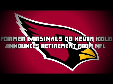 Former Eagles & Cardinals Quarterback Kevin Kolb Retires