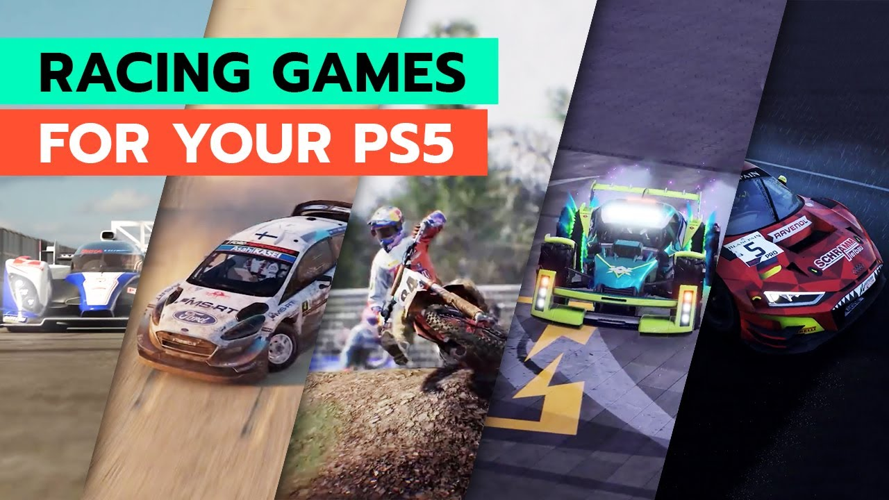 OverTake_gg: The Best Racing Games For Playstation 5