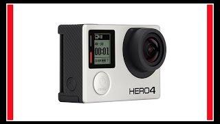 preview picture of video 'Распаковка и обзор GoPro Hero 4 black'