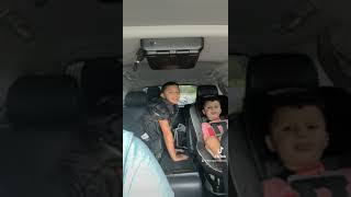 ANTHONY CANT HELP BUT KEEP FARTING IN THE CAR! AQUINO FAMILY #shorts