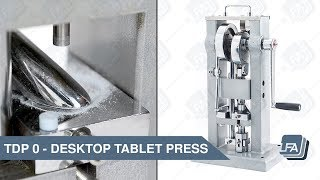 TDP 0 Desktop Tablet Press