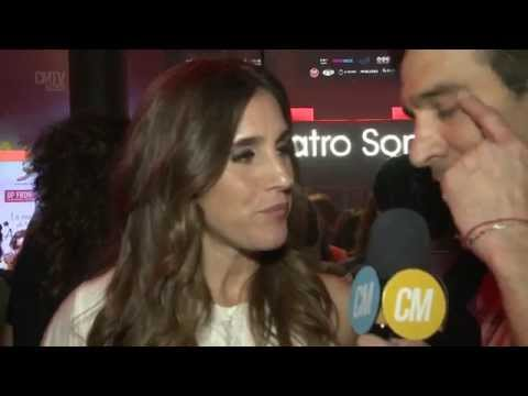 Soledad video Entrevista CM (Up Front Sony Music) - Octubre 2015
