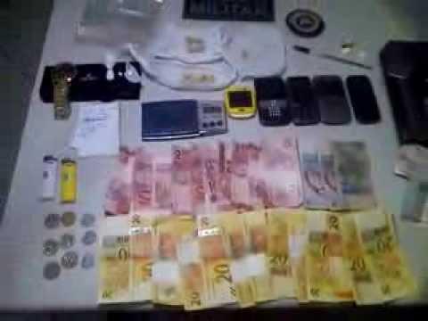 Cotidiano Policial - Policia Militar prende traficante