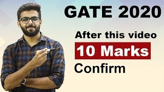 GATE 2020 | How to Prepare | 10 MARKS CONFIRM | Well Academy