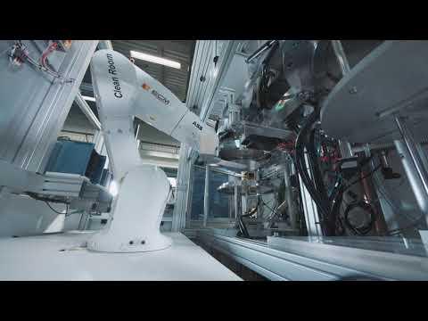 ECM RTP Robotics