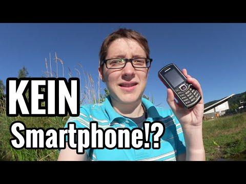 Vlog #102 - Überleben ohne Smartphone
