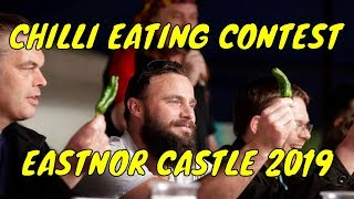 Chilli Eating Contest - Eastnor Castle (Sunday 5th May 2019)